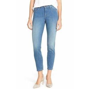 NYDJ 'Nichelle' Stretch Slim Ankle Jeans M44P06UR